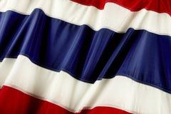 Flag Of Thailand Stock Photo