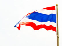 Free Flag Of Thailand Stock Photography - 15951182