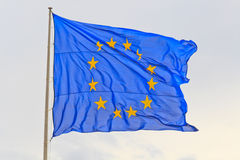 Free Flag Of The European Union Royalty Free Stock Images - 23445539