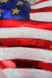 Flag Ornament Stock Photo