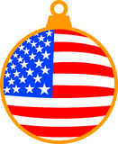 Flag Ornament Royalty Free Stock Image