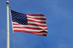 flag oss Royaltyfri Foto