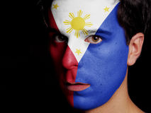 Flag of Philippines Stock Photos