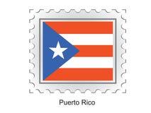 Flag of Puerto Rico Stock Photos