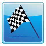 Flag race Stock Images