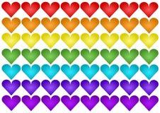 flag rainbow Στοκ Φωτογραφία
