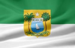 Flag of Rio Grande do Norte Royalty Free Stock Photos