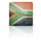 Flag of rsa Stock Photo