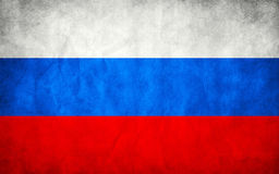 Flag Of Russia Royalty Free Stock Photos