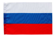Flag of Russian Federation. royalty free stock photography