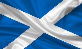 Flag of Scottland Stock Images