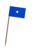 Flag of Somalia Royalty Free Stock Photos
