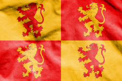 Flag of Sons of Glyndwr. Royalty Free Stock Images