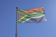 Flag of South Africa Royalty Free Stock Images
