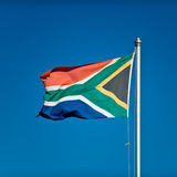 Flag, South Africa Stock Photography