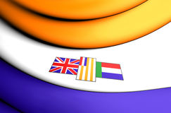 Flag of South Africa 1928-1994 Royalty Free Stock Photography