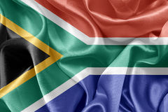 Flag of South Africa Royalty Free Stock Photo