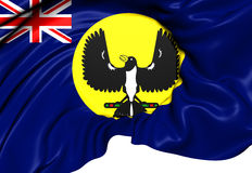 Flag of South Australia Stock Images