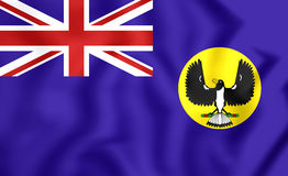 Flag of South Australia Royalty Free Stock Photo