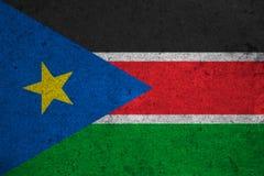 Flag South Sudan Royalty Free Stock Image