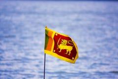 Flag of Sri Lanka Stock Images