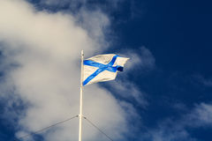 Flag of St Andrew Stock Photography
