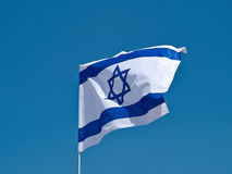 Flag of the State of Israel Royalty Free Stock Image