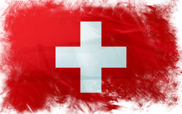 Flag of swiss Stock Photos