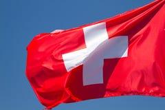 Flag of Switzerland Royalty Free Stock Photos
