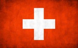 Flag of Switzerland Royalty Free Stock Images