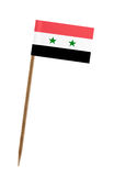 Flag of Syria Royalty Free Stock Photography