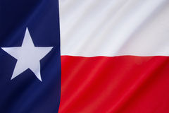 Flag of Texas Stock Image