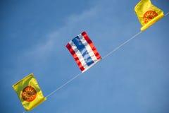 Flag of Thailand. Stock Photo