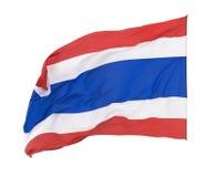 flag thailand Royaltyfria Bilder
