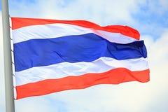 Flag of Thailand Royalty Free Stock Photo