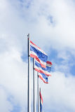 The flag  Thailand nation Stock Photography