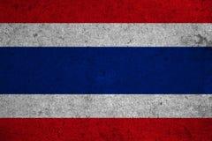 Flag Thailand Stock Photo