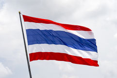Flag of Thailand Stock Photos