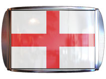Flag to England Royalty Free Stock Images