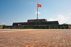 Flag Tower (Cot Co) Hue Citadel, Vietnam Stock Photography
