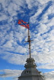 Flag Tower Royalty Free Stock Photo