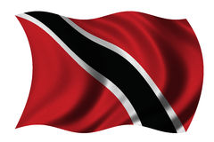 Flag of Trinidad Stock Image