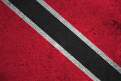Flag Trinidad and Tobago  Stock Images