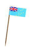 Flag of Tuvalu Stock Images