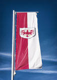 Flag of tyrol Royalty Free Stock Photos