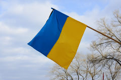 Flag of Ukraine. Stock Images
