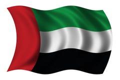 Flag of the United Arab Emirates Royalty Free Stock Images