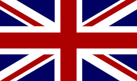 Flag of United Kingdom Royalty Free Stock Images