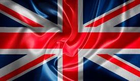Flag of United Kingdom Royalty Free Stock Image