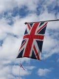 Flag of the United Kingdom (UK) aka Union Jack. National flag of the United Kingdom (UK) aka Union Jack Stock Image